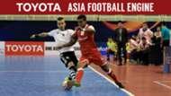 2017 AFC Futsal Club Championship | Nafit Al-Wasat vs Disi Invest