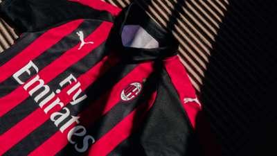 AC Milan home kit 2018-19