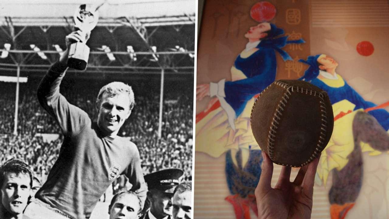 Football invented England cuju China