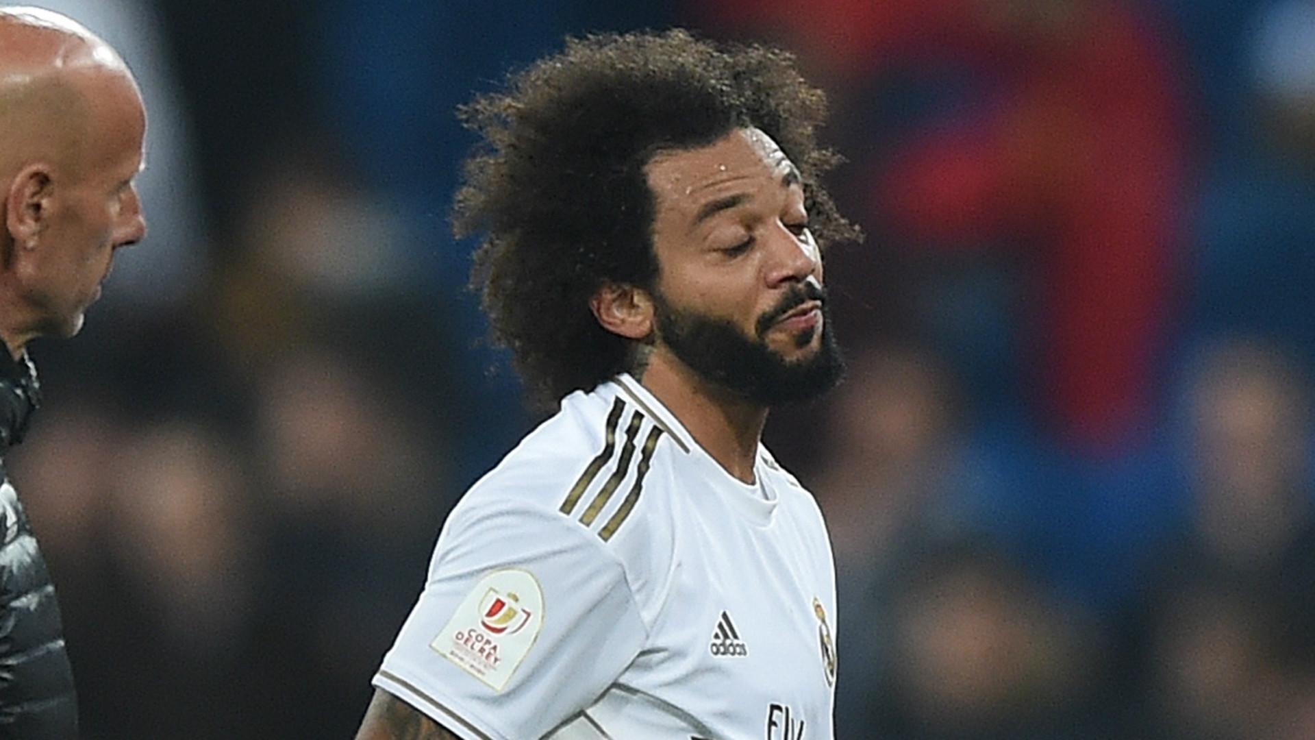 Real Madrid, Zidane défend Marcelo après l'élimination en Coupe du Roi