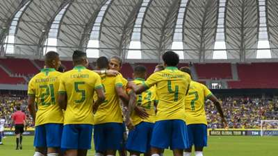 Brasil Honduras 11 06 2019