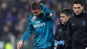 Sergio Ramos Juventus Real Madrid Champions League