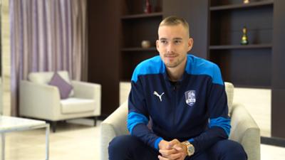 Filip Bradaric Al Ain SPL 2020-2021