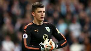 Nick Pope Burnley