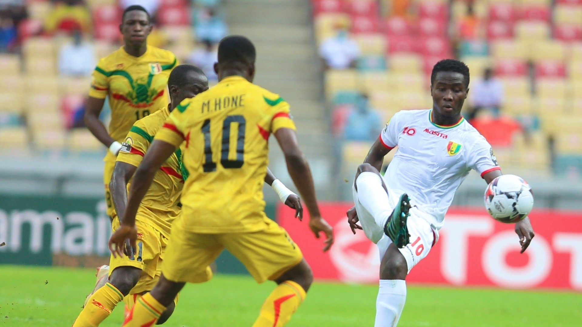 Chan 2021 Wrap: Classy Morocco defeat Cameroon to join Mali in final