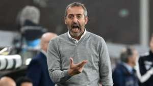 Genoa Milan Marco Giampaolo Serie A 2019/2020