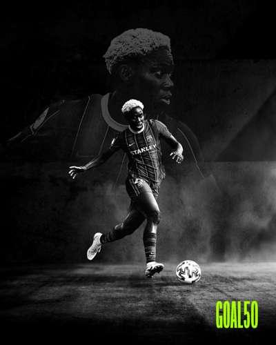Asisat Oshoala Goal 50