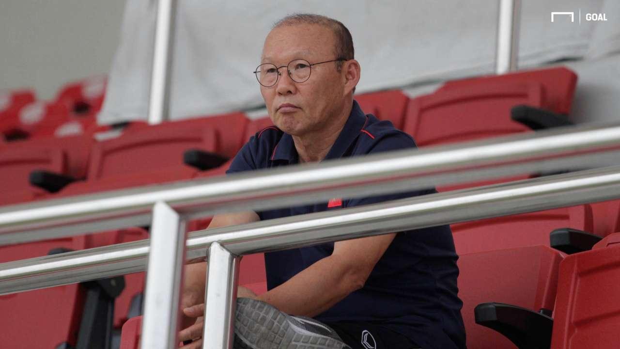 Coach Park Hang-seo U23 Vietnam vs U18 Vietnam Friendly Match 10 July 2019