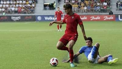 Joao Filipe Euro Under 19 Portugal