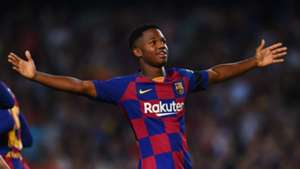 Ansu Fati Barcelona Valencia La Liga 2019