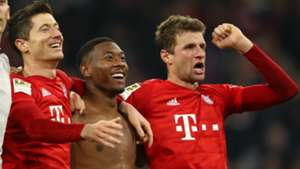 Lewandowski breaks 51-year record with 16th goal of season as Muller claims his 100th assist