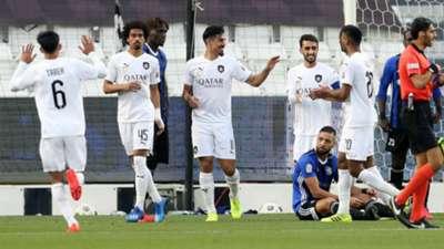 أكرم عفيف السد السيلية دوري نجوم قطر