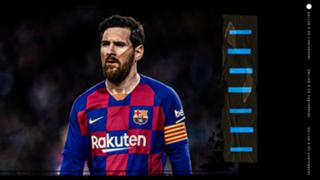Messi Ballon d'Or GFX