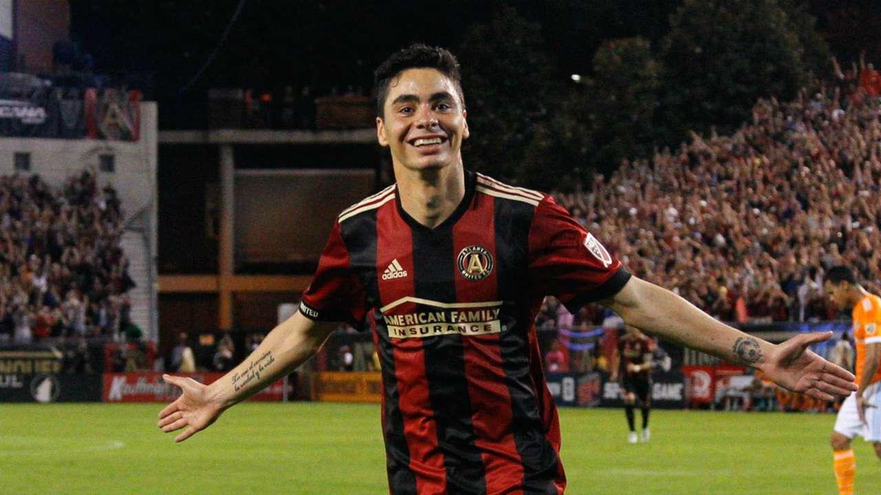 Miguel Almiron Atlanta United 05202018