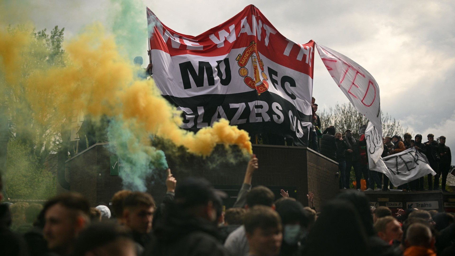 Manchester United protests are victory for fan power despite Liverpool postponement