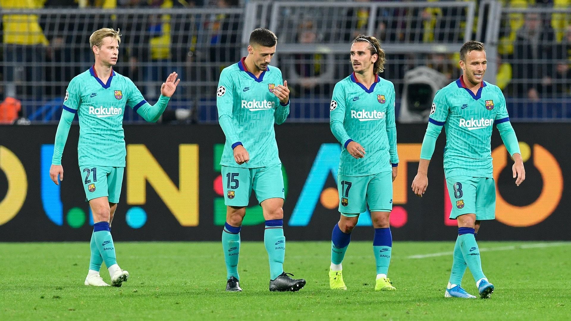 Barça - Antoine Griezmann, une finale de LDC rêvée face au PSG... Les confessions de Lenglet
