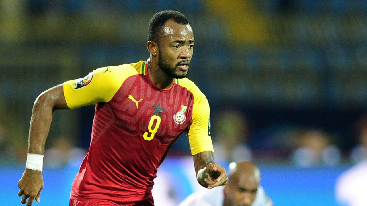 Jordan Ayew - Ghana