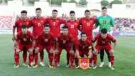 Jordan Việt Nam Vòng loại Asian Cup 2019