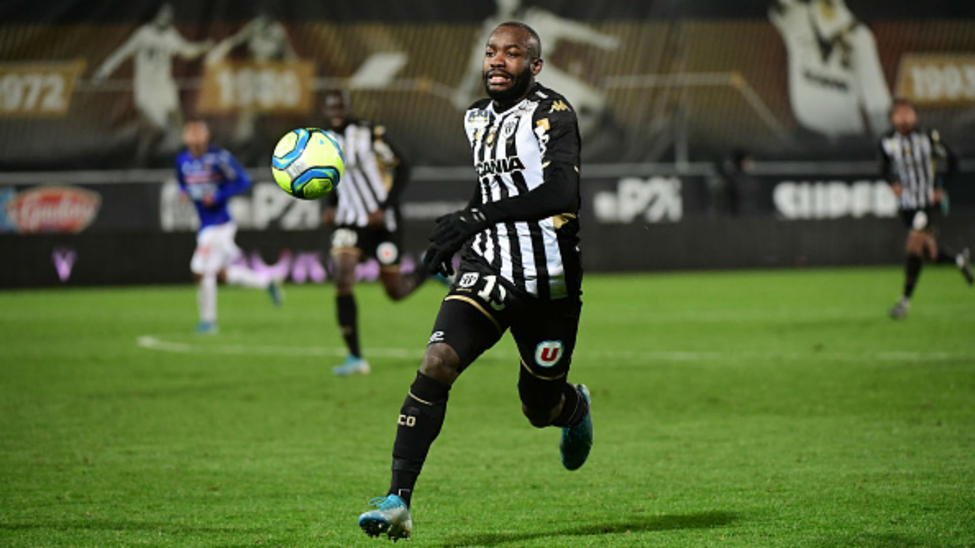 Bahoken's assist inspires Angers to victory as Mounie, Ferhat and Boudaoui score in Ligue 1