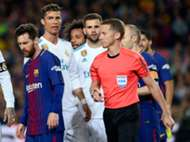 El Clasico Referee