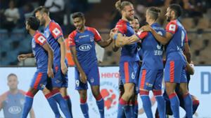 Bengaluru FC beat Jamshedpur to reduce the gap at the top