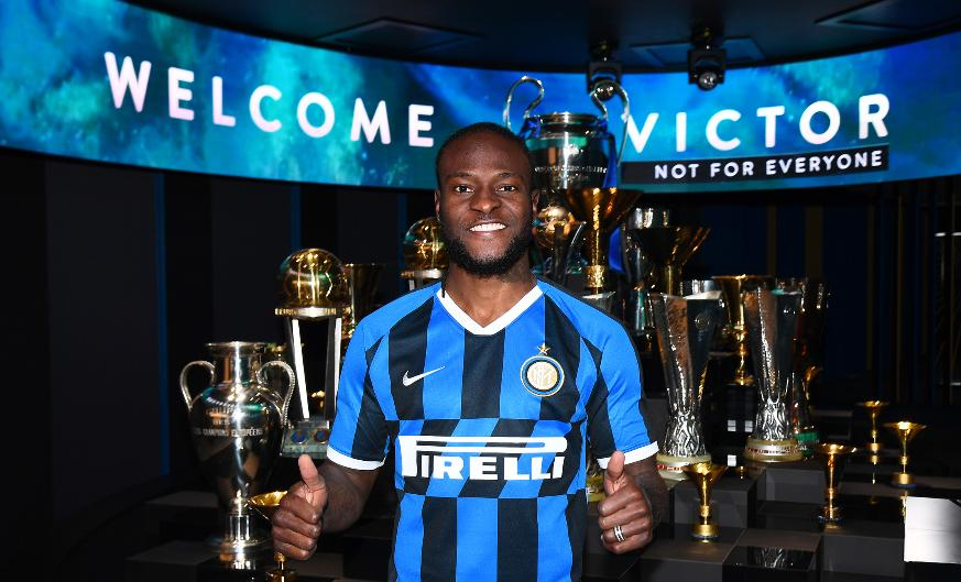 Victor Moses: Inter Milan sign Chelsea wing-back on loan with option to buy