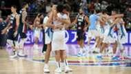 Facundo Campazzo Marcos Delia Argentina France FIBA World Cup 2019