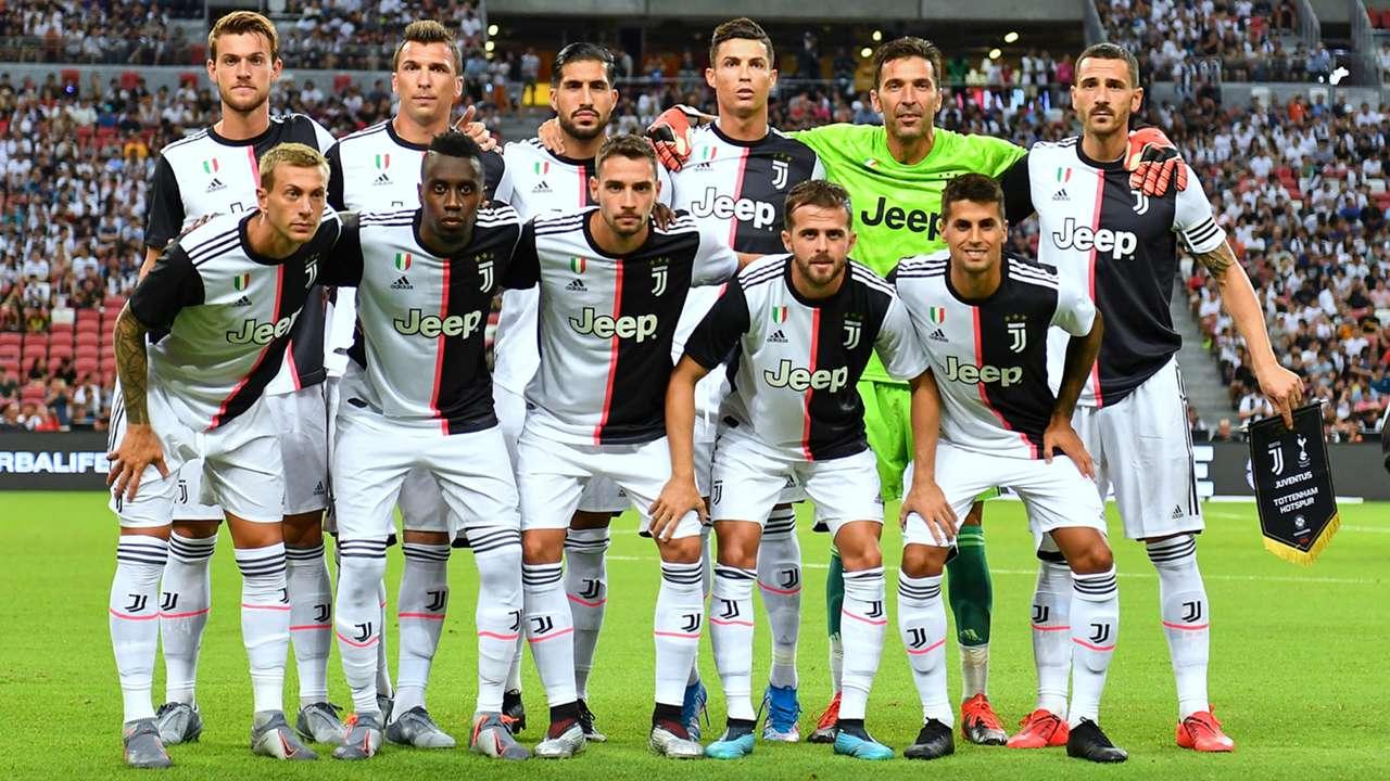 Cristiano Ronaldo Ubertrumpft Alle Die Gehalter Der Stars Von Juventus Turin Goal Com