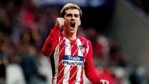 Antoine Griezmann Atletico Madrid 28012018