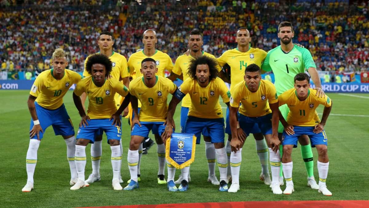 Brasilien Kader
