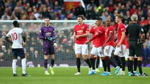 Mane goal: Balogun questions VAR ruling in Manchester United draw vs Liverpool