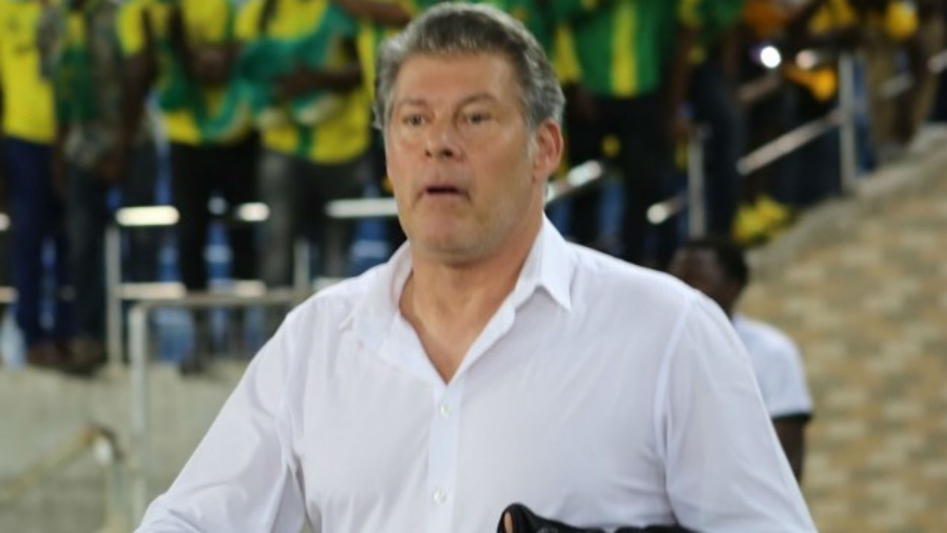 Hands off my coach - Chippa United owner Mpengesi tells Safa, as Eymael's lawyer also joins fight