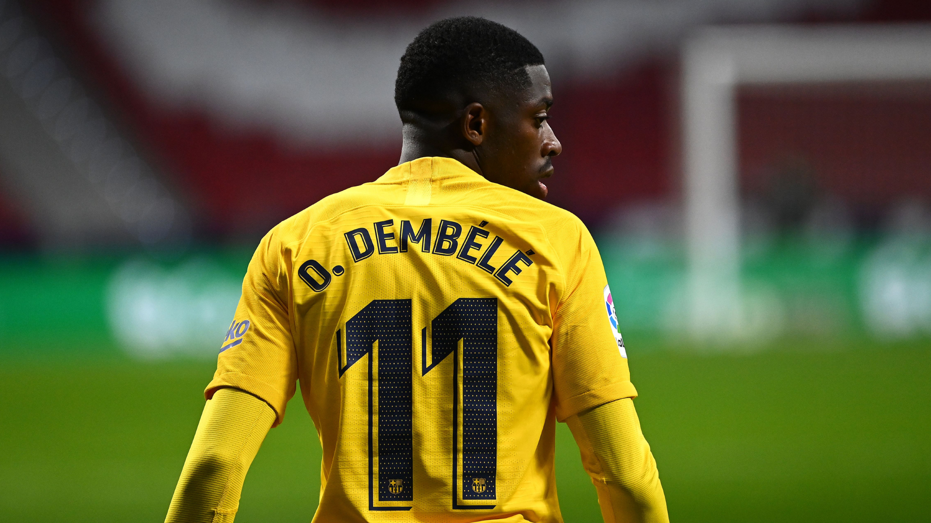 Dembele doubtful for Barcelona Champions League clash with Juventus after suffering hamstring injury