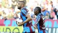 Burak Yilmaz Hugo Rodallega Trabzonspor STSL 09292018