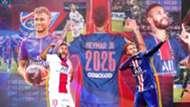 Renovação Neymar
