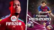 FIFA 20 PES2020 Split