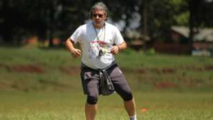 AFC Leopards coach Nicola Kavazovic.