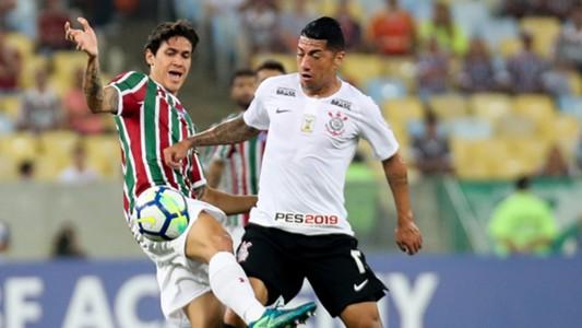 Pedro Ralf Fluminense Corinthians Brasileirao Serie A 22082018