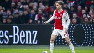 Frenkie de Jong Ajax 12162018