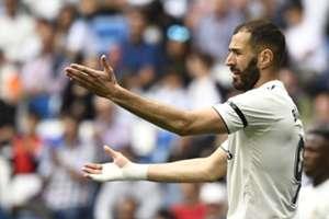 Benzema Real Madrid Betis LaLiga