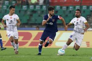Jaime Gavilan for Chennaiyin FC vs Mumbai City FC