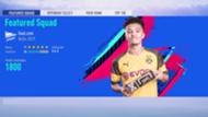 FIFA Squad Battle NxGN Jadon Hero Image