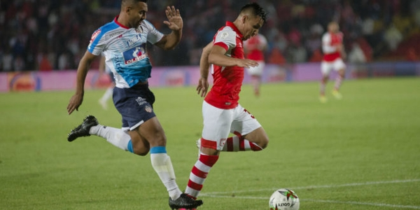 EN VIVO ONLINE: Dónde y cómo ver Independiente Santa Fe - Junior, por la Liga Betplay 2020 I, cómo ver online por internet o por TV | Goal.com