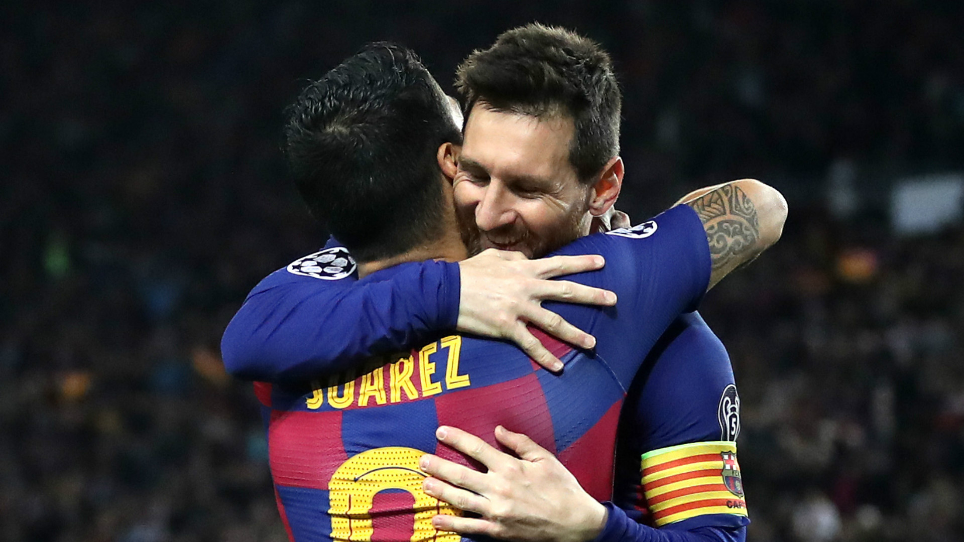 You Didn T Deserve To Be Thrown Out Messi Slams Barcelona Over Suarez Exit In Explosive Emotional Instagram Post Goal Com
