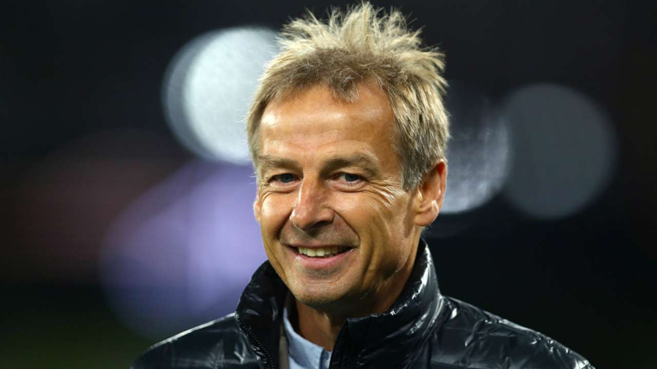 Jurgen Klinsmann October 2019