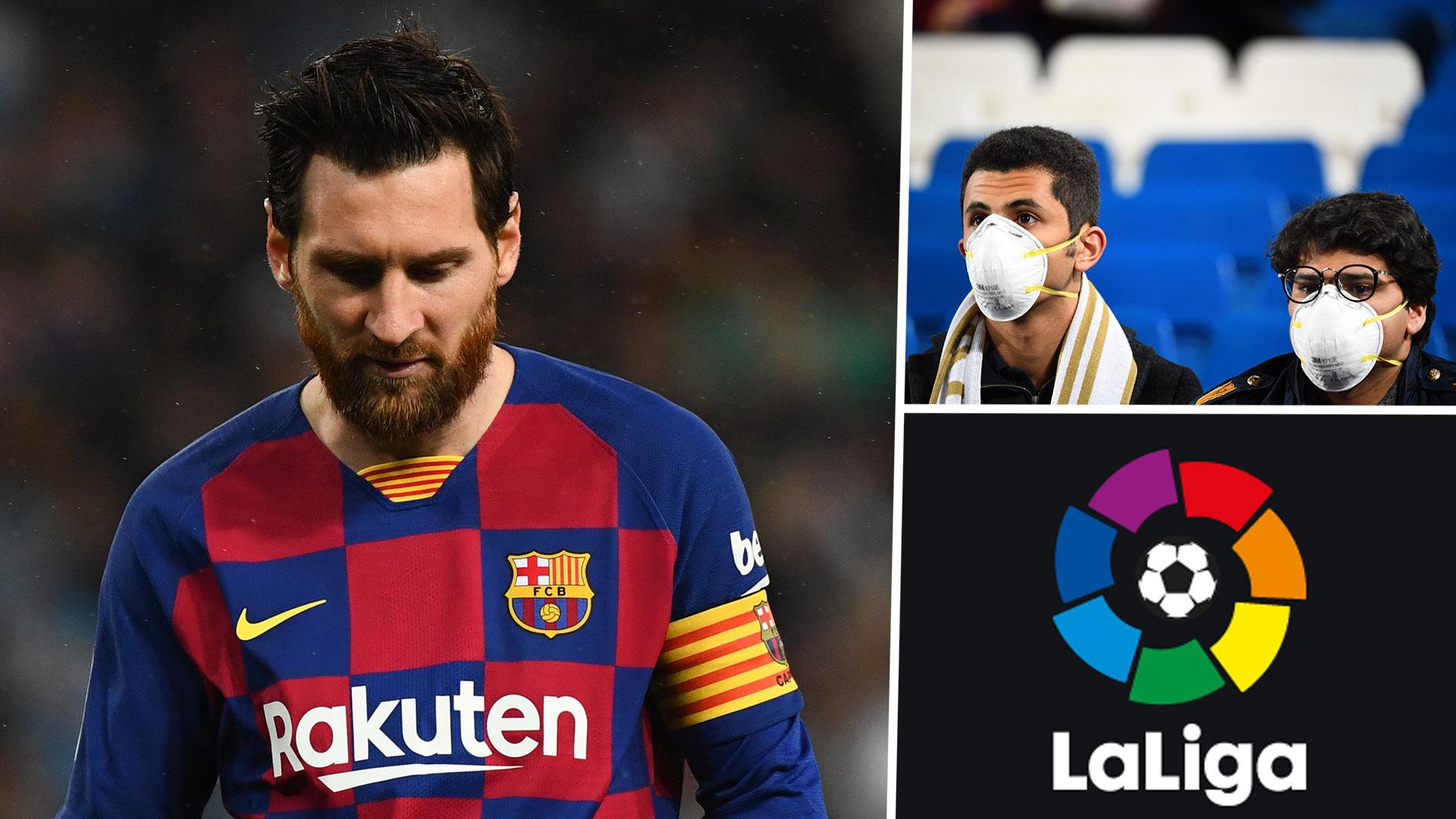 Чемпионат Испании планируют возобновить уже 20-го июня