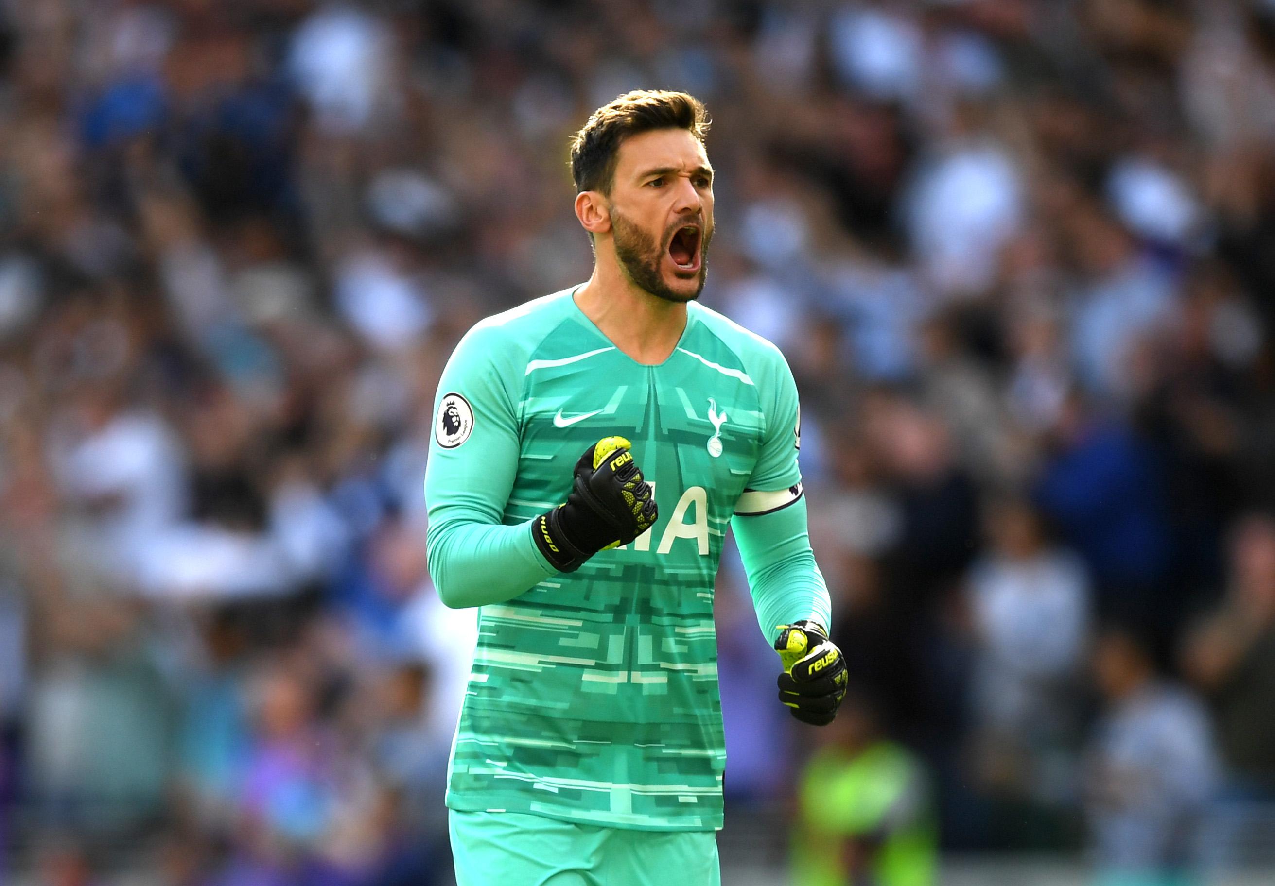 Tottenham - Lloris a repris l'entraînement collectif