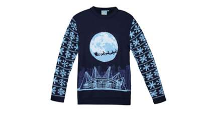 Man City Christmas Jumper