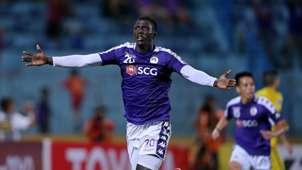 Pape Omar Ha Noi FC AFC Cup 2019