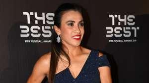 Marta Vieira The Best 2019 FIFA 23092019
